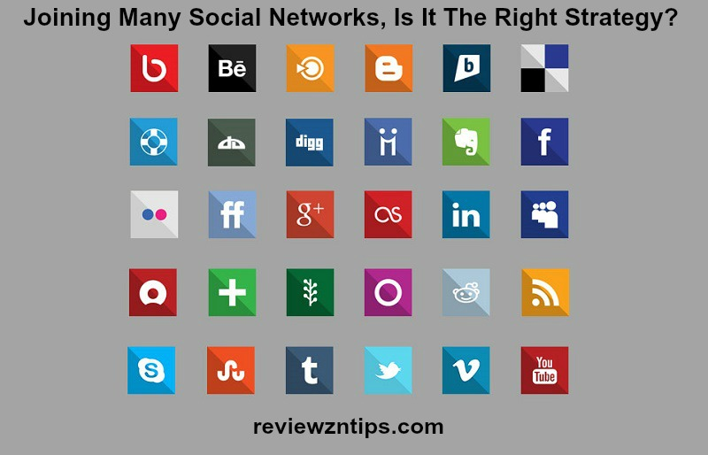 joining social networks