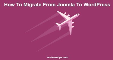 How To Migrate From Joomla To WordPress
