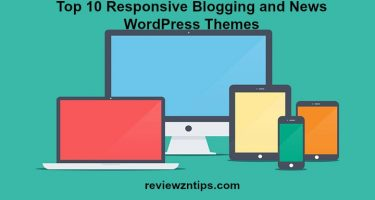 Top 10 Responsive Blogging and News WordPress Themes