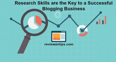 Research Skills are the Key to a Successful Blogging Business
