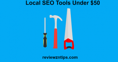 Local SEO Tools Under $50
