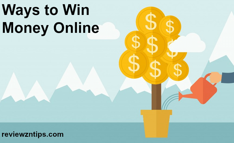 Win Money Online Now